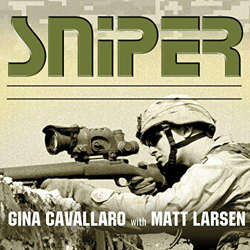 Sniper cover art