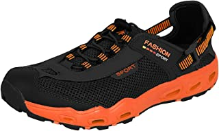 4How Men's Quick Dry Water Shoes Lightweight Mesh