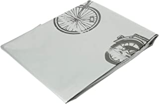 [H8095]Grey Bicycle Cycling Rain and Dust Protector Cover Waterproof Protection Garage