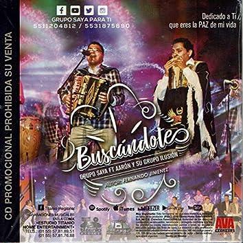 Buscándote (feat. Aaron Y Su Grupo Illusion)