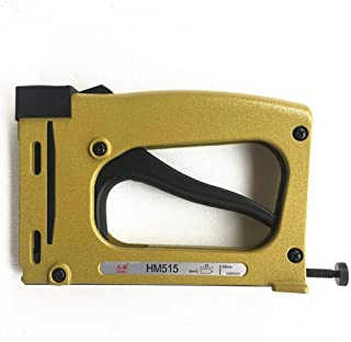 Practical Framing Tool Meite Flexible Point Driver Point Gun Tacker Lightweight Picture Framing Metal for Joiner DIY 1000 Points Industrial USA