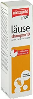 mosquito med Läuse Shampoo 10, 100 ml Shampoo