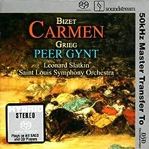 Bizet: Carmen / Grieg: Peer Gynt
