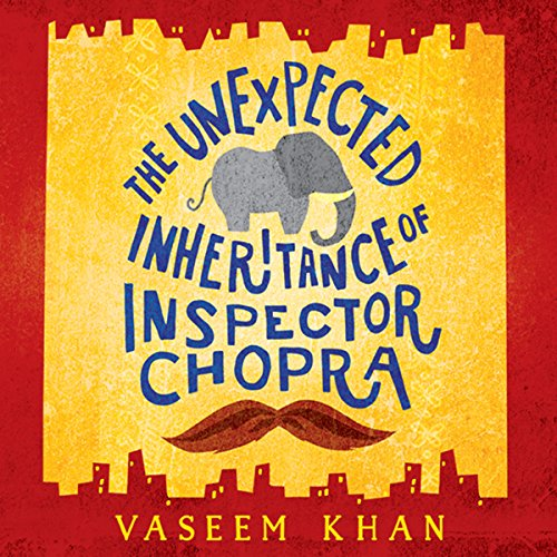 The Unexpected Inheritance of Inspector Chopra book cover