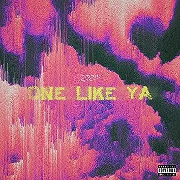 ONE LIKE YA