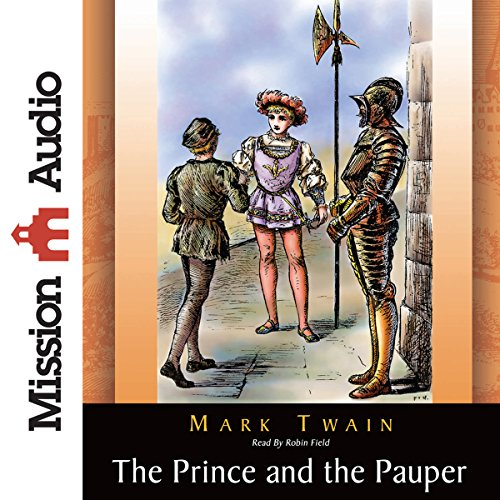 The Prince and the Pauper copertina