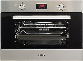 CATA | Horno Multifunción 8 Funciones | Horno Modelo CMD 5008 X | Capacidad Interior de 40 litros | Rango de temperatura 50º-250º | Sistema de limpieza AquaSmart | Clase de eficiencia energética: A