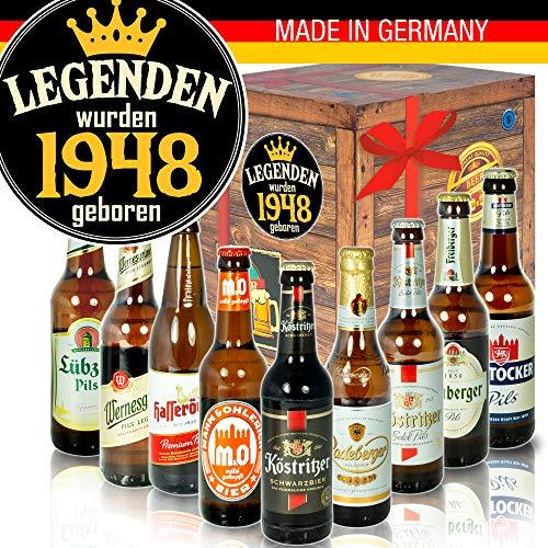 Legenden 1948 - Geschenkset für Männer - DDR Biere