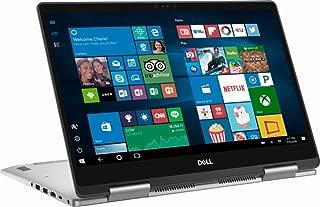 Dell Inspiron 7000 2-in-1 15.6 inch Full HD Touchscreen Flagship High Performance Backlit Keyboard Laptop PC, Intel Core i5-8250U Quad-Core, 8GB DDR4, 256GB SSD (boot) + 2TB HDD, WIFI, Windows 10