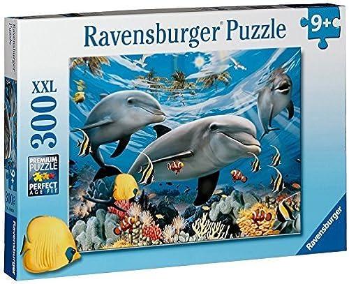 Puzzle 300 pi ¨ces - Le bal des dauphins by Ravensburger
