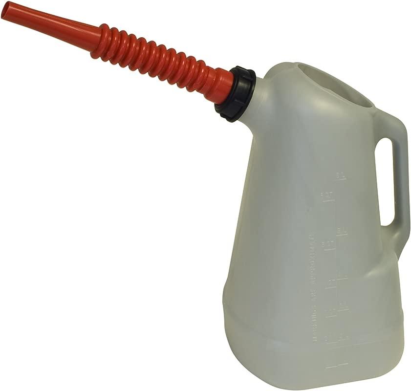 Lisle 19752 Red Oil Dispenser 6 Quart Capacity