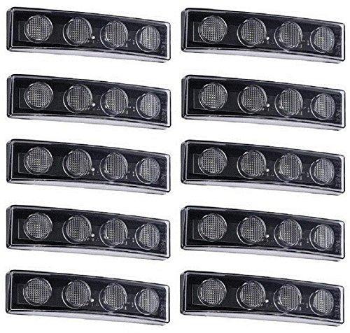 10 luces LED de techo para Scania G P R T 12 V 24 V con marca E OEM reemplazar 1798980 1910438