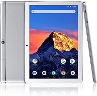Dragon Touch タブレット 10.1インチ Android 8.1 2GB/16GBメモリ 1280x800 IPSディスプレイ デュアルカメラ GPS HDMI機能 日本語説明書 K10
