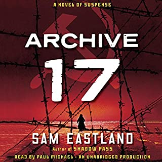 Archive 17 audiobook cover art