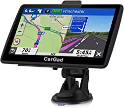 Car GPS Navigation 7 inch/8GBVehicle GPS Navigation System with Built-in Lifetime Maps,FM Car Navigation and Spoken Turn-by-Turn Directions