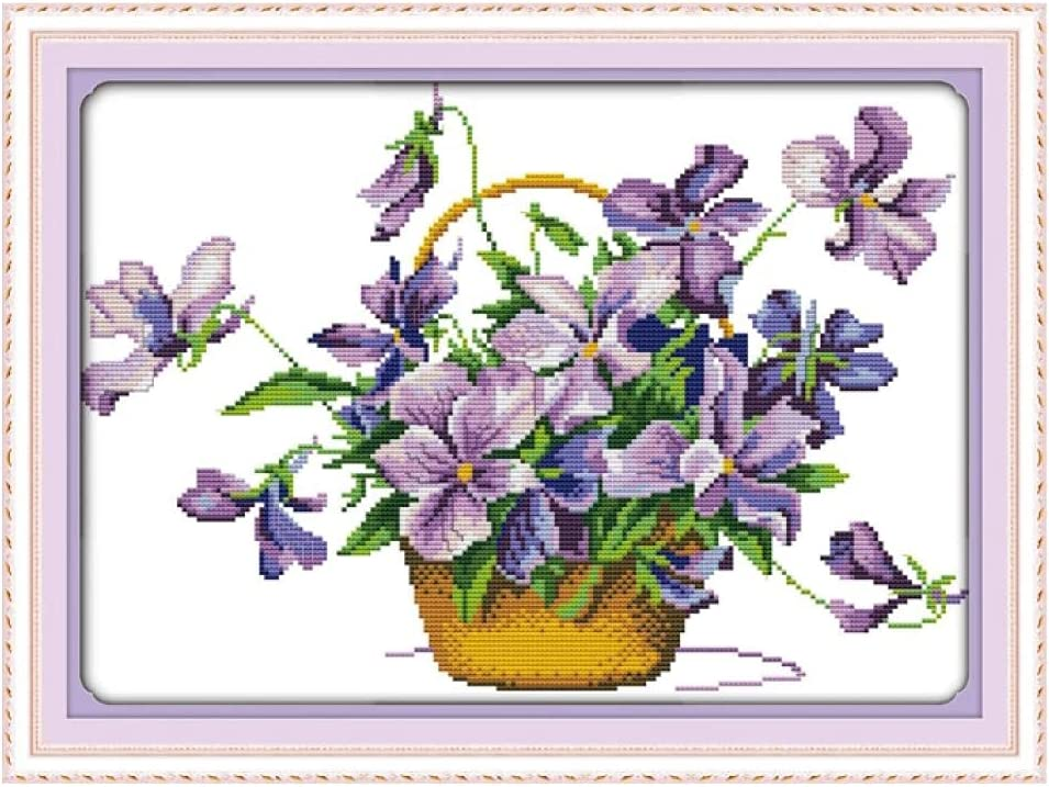 Cross Stitch Kits Embroidery Louisville-Jefferson County Mall Beginners11CT for El Paso Mall Starter Pre-