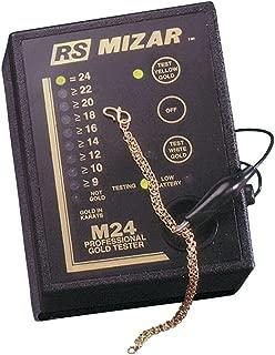 rs mizar m24 gold tester