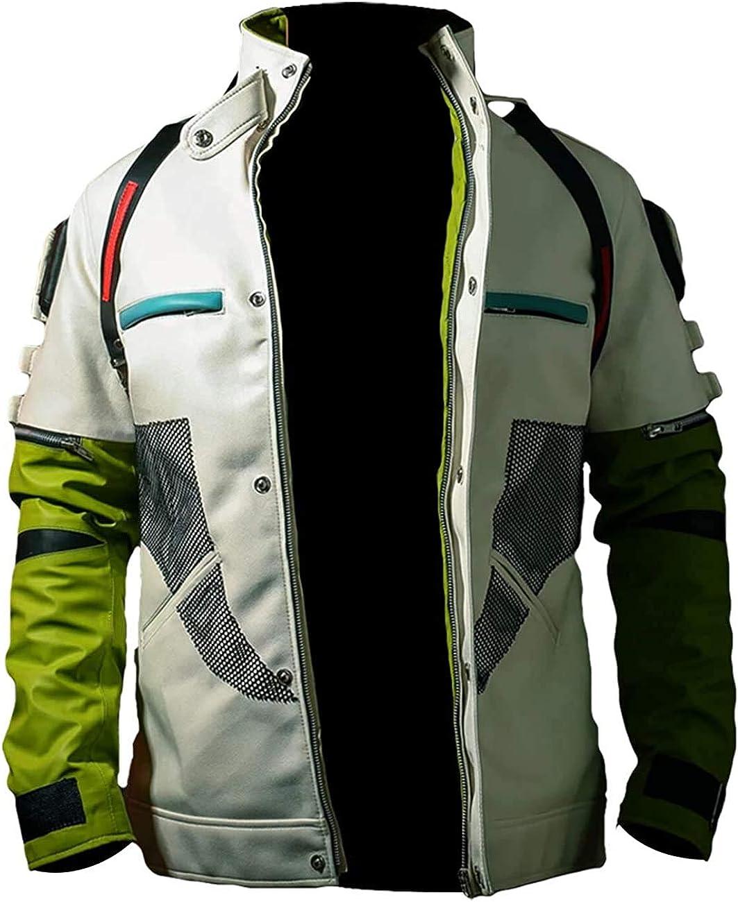 Fashion Apex Legends jacket - S05 Crypto Vignette Jacket For Men