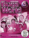 Bugs World 5 Activity Book + Pack Cds - 9780230407633