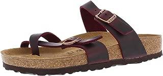 Best birkenstock mayari leather sandal Reviews