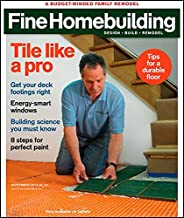 Fine Homebuilding - Magazine Subscription from MagazineLine (Save 42%)