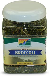 Mother Earth Products Dried Broccoli, Quart Jar