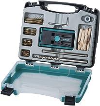 Wolfcraft Undercover Jig-set 4642000; betrouwbare boorhulp met schroeven voor houtverbindingen en het boren van gaatjes