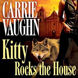 Kitty Rocks the House audiobook cover art