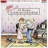 12 Bunte Liedergeschichten von Rolf Zuckowski