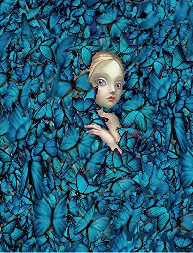 Carnet papillons (A.M. DIVERS)