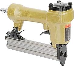 Clavadora de colocación positiva, grapadora neumática de clavadora neumática con clavija de aire P625 para clavo de grano 100 piezas Longitud de clavadora de aire Clavos de 10-25 mm
