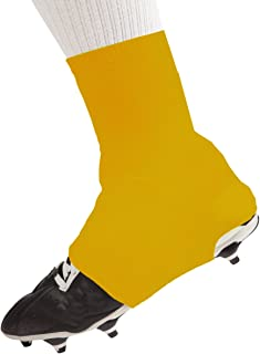 New Sport Cleat Cover Spats (Keeps Dirt/Turf Debri Out, Shoe Laces Tied, Provides Ankle Support, Looks Sharp)