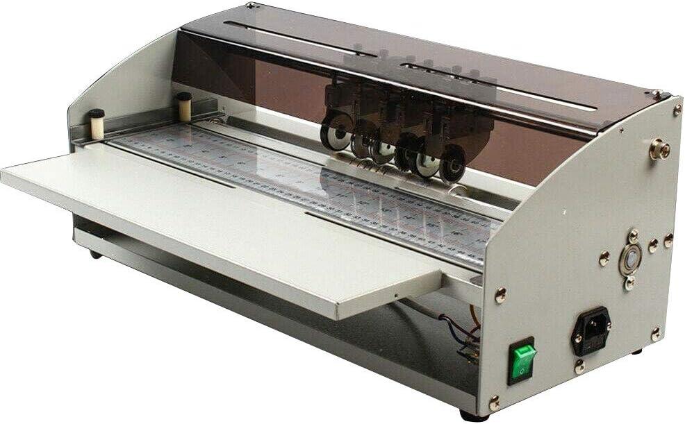 DONNGYZ 1 year warranty Electronic Creasing Machine 18