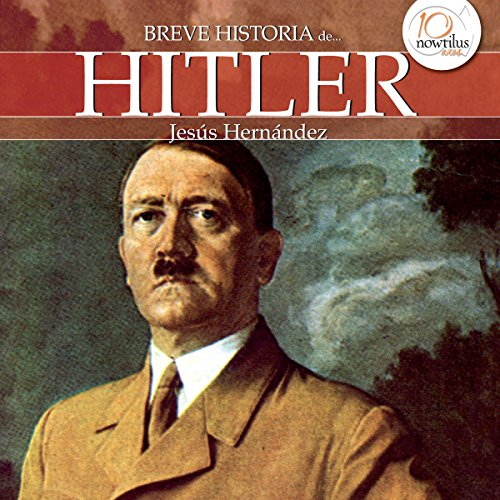 Breve historia de Hitler audiobook cover art