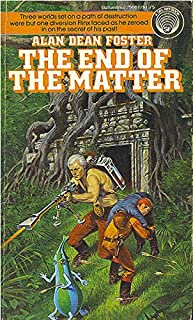 The End of the Matter (Adventures of Pip & Flinx Book 5)