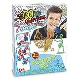 I DO 3D - Set 2 bolis de Neon (Giochi Preziosi DDD01620) , color, modelo surtido