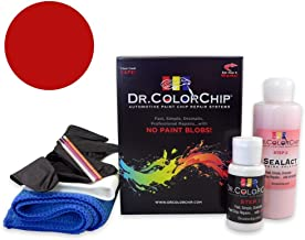 Dr. ColorChip BMW M3 Automobile Paint - Imola Red II 405 - Road Rash Kit