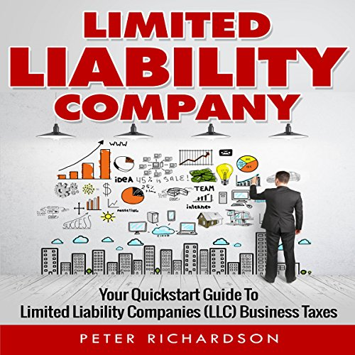 Limited Liability Company audiobook cover art