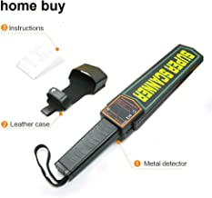HOME BUY Hand-Held Metal Detector Scanner (Multicolour)