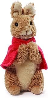 GUND Classic Beatrix Potter Flopsy Bunny Rabbit Stuffed Animal Plush, 6.5