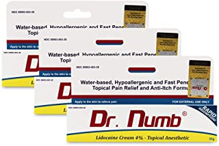 Best topical anesthetic over the counter Reviews