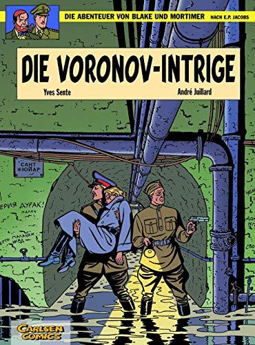 Die Abenteuer von Blake und Mortimer, Bd.11, Die Voronov-Intrige