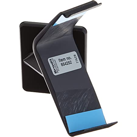 Brodit 854857 Proclip Halterung Schwarz Elektronik