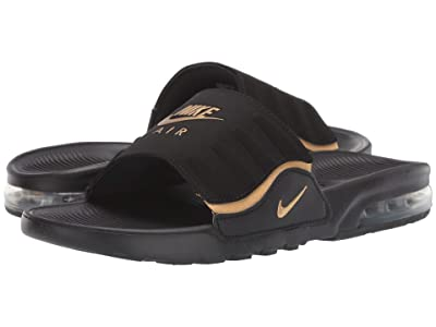 Nike Air Max Camden Slide (Black/Metallic Gold) Women