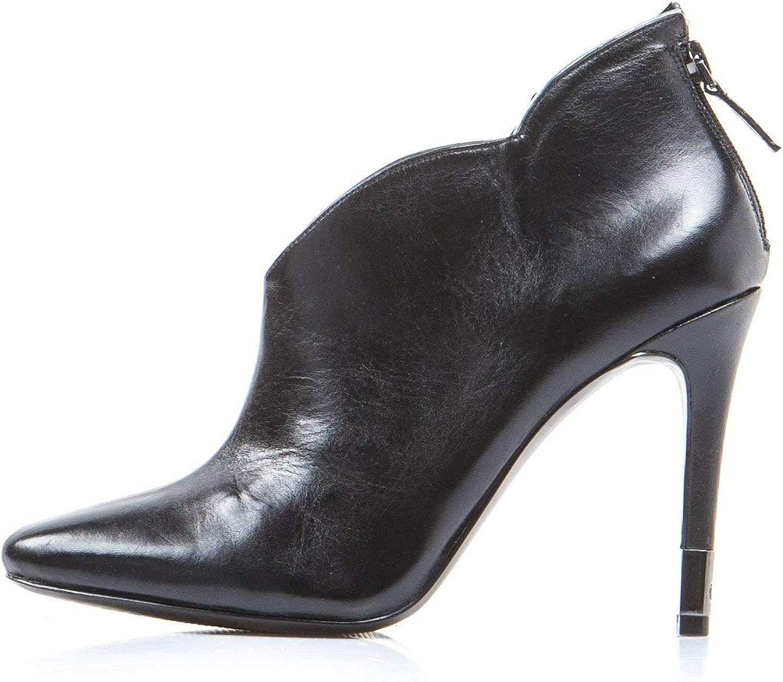 Guess Grei Dimensioni  da Donna, tuttia Caviglia Alta Stivaletto Vella Leather