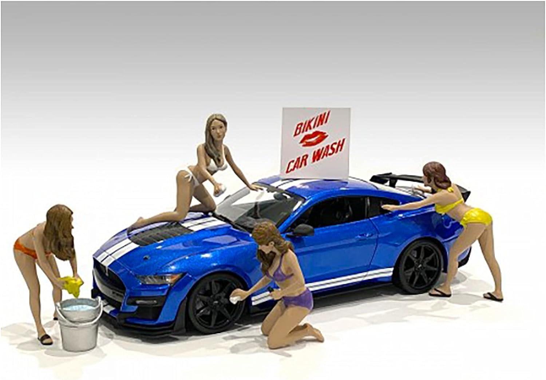 Car wash girls