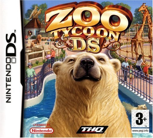 Zoo Tycoon DS (version francaise)