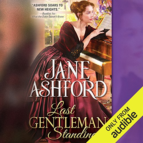 Last Gentleman Standing audiobook cover art