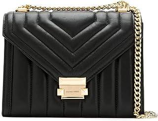 Michael Kors Luxury Fashion Mujer 30F8GXIL3T001 Negro Bolso De Hombro | Otoño-Invierno 19