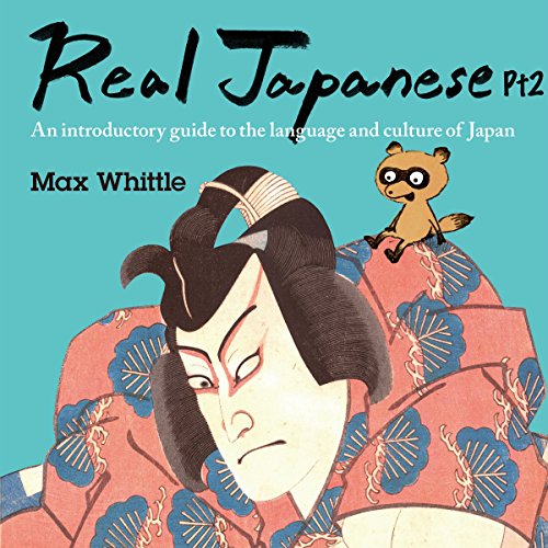 Real Japanese Part 2 audiobook cover art